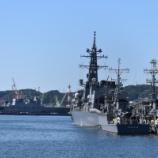 『佐世保護衛艦&船舶ウォッチング(2017年9月30日)』の画像
