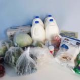 『四月の食料購入品(4/15~4/30)』の画像