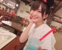 「彼女とデートなう」元NMB48山本彩(26)、ミニーのカチューシャ姿が可愛すぎる「女神様!」「キュン死」絶賛の声殺到