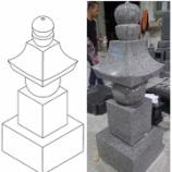 『天竜石 五輪塔』の画像