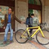 『ビアンキ・イタリアン・ツアー (③_お食事) Bianchi Felice Gimondi』の画像