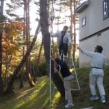 『2012年10月27~28日 HF移動:弘前市・いわき荘「タカネザクラ」』の画像