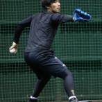 【朗報】2012年MVP左腕・吉川光夫が見つかる