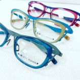 『暑い夏を鮮やかな個性派メガネで乗り切ろう『Perfect Number』』の画像