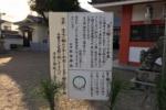 住吉神社の本殿前に『茅の輪』が登場してるみたい!