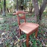 『チークの椅子たちが出来ました🎵』の画像