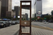 【中央日報】東京に登場したろうそく・車壁、韓国に似ていく安倍首相退陣デモ