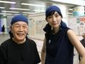 【画像】 日本に3人しか居ない銭湯のペンキ絵師界に超絶美人が参入し話題騒然wwwwwwwwwwwww