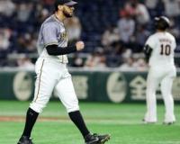 阪神スアレス魂の1球で執念ドロー「みんな最後までやりきった」矢野監督