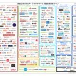 『飲食店向けITサービスのカオスマップ2017年版を公開します』の画像