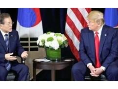 【米韓首脳会談】 トランプ大統領「ムン、お前には発言させねーよ」⇒ 結果wwwwwwww