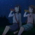 『のんのんびより りぴーと第2話「星を見に行った」 感想』の画像