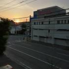 『夕日が綺麗(修行連続304日目)』の画像