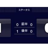 『ジュビロ磐田今季ホーム初勝利!王者広島相手に1-0完封!』の画像