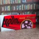 アポロチョコレート レトロパッケージ