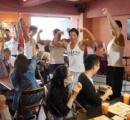 【画像】マッチョが接客・調理するマッチョカフェが期間限定で東京・中野にOPEN ふ~ん(無関心)