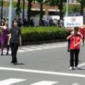 2013年横浜開港記念みなと祭国際仮装行列第61回ザよこはまパレード その36(洋光台バトン)