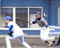 【阪神】高山マルチ安打 今年の実戦打率・444!必死のアピール続く