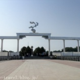 『ウズベキスタン旅行記53 中央アジアの貴重なものが沢山の「ウズベキスタン国立歴史博物館」と日本人が建設した「ナヴォイ劇場」』の画像