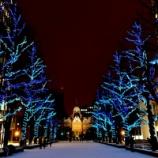 『鶴雅ビュッフェダイニング札幌でクリスマス』の画像