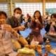 ら・ポッポ(本社大阪府守口市・白ハト食品)の収穫祭に参加しました