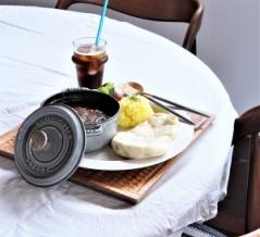 【無印良品】新商品出たー♪温め1分でおしゃれカレーカフェ飯完成♪