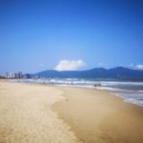 『【ベトナム旅行】広いビーチと綺麗な浜 ダナン旅行記①』の画像