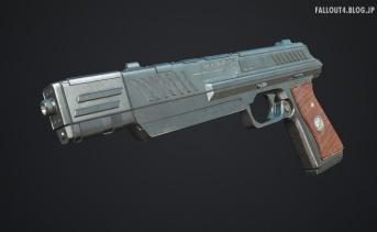 Viper-6610 - Innovative 10mm pistol