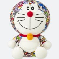 【ユニクロ】花柄ドラえもんが可愛すぎ♡ドラえもん×村上隆コラボUTが5/25より発売
