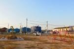 新型ブランコもできてる@府道736号(交野久御山線)の道沿いの住宅街~かなり家も建ってきてます~