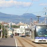 『函館市電 9600形 らっくる』の画像