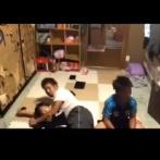 【動画あり】五児の母親で配信者こっちんの内縁の夫、配信中に気付かず子供を虐待して大炎上