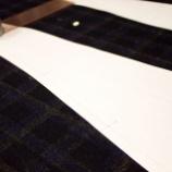 『ノースリーブXドレスの裁断。』の画像