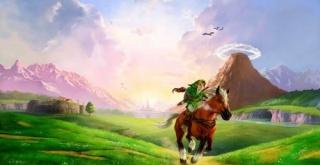 N64『ゼルダの伝説 時のオカリナ』を16分58秒でクリア!世界最速記録を樹立!
