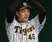 【阪神】秋山 練習試合で2回1安打無失点 右膝手術から順調な回復アピール