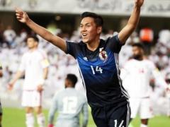 【 日本代表×UAE 】前半終了!久保裕也が代表初ゴールで日本が先制!1-0で折り返す!