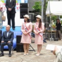 2015藤沢産業フェスタ その2(海の女王2014(桑島沙恵・阿部穂乃実))