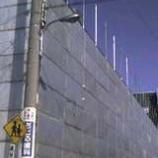 『もと「つるかめ」建物解体中』の画像