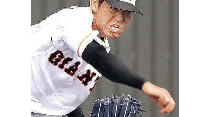 【 画像 】巨人・桜井俊貴の顔が怖すぎると話題に・・・