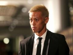 イタリア人記者「選手と指導者のどちらの逆オファー?」 本田圭佑「監督なら10倍強くなる!」
