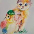 『子猫のピコとの出会い』の画像