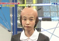どんな格好でも表情でも可愛い能年玲奈ちゃんは本物の美少女!