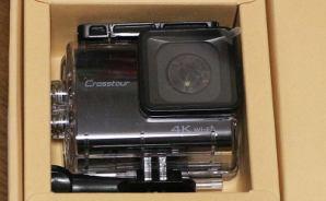 中華アクションカメラをレビュー