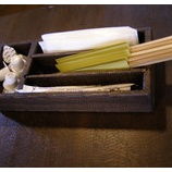 『メニュー台・箸箱』の画像