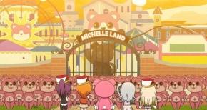 【ガルパ☆ピコ】第6話 感想 ミッシェルだらけのミッシェルランド