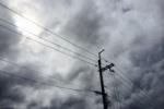 交野市にも暴風警報が発令中!~最接近は夜らしいが、午前中から市内では風が強いです!~