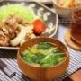 【献立】生姜焼き。~「食べて応援!学校給食キャンペーン」が美味しい!~
