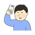 【わかる】鏡ワイ「ええやん」インカメワイ「エッグ」インカメ写真ワイ「ヴォエ!!!!!」