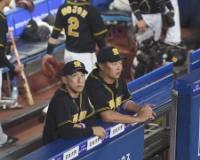 DeNA-阪神は落雷のためノーゲーム 初回一時再開も1球で再び稲光