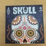 『中毒系ボードゲーム、SKULL(スカル)』の画像